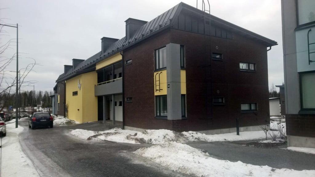 Tampereen Luhtivilla<br><nobr>1H+TK+S+parveke</nobr>, <nobr>50,5 m² m²</nobr>, <nobr>2/2 krs.</nobr>